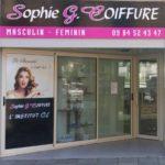 Sophie G Coiffure
